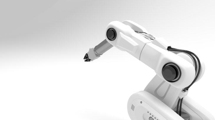 開発事例:ロボットアーム関節制動部