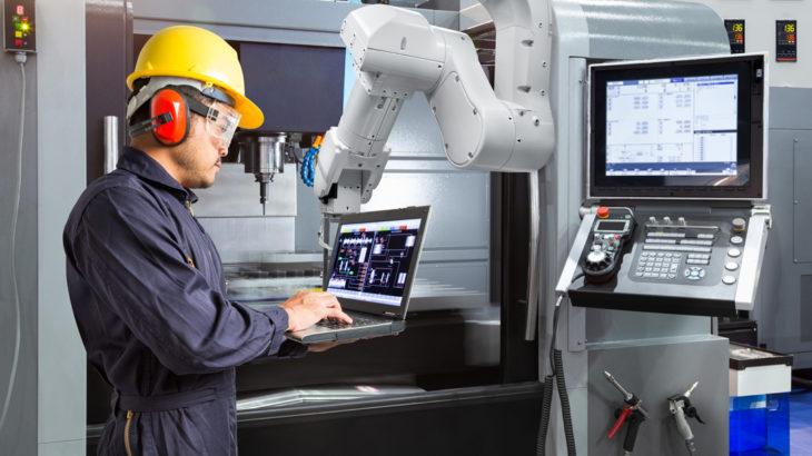 開発事例:産業機械制御部