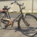 ビンテージ自転車ファンHさんからのご報告!【ステイホーム】